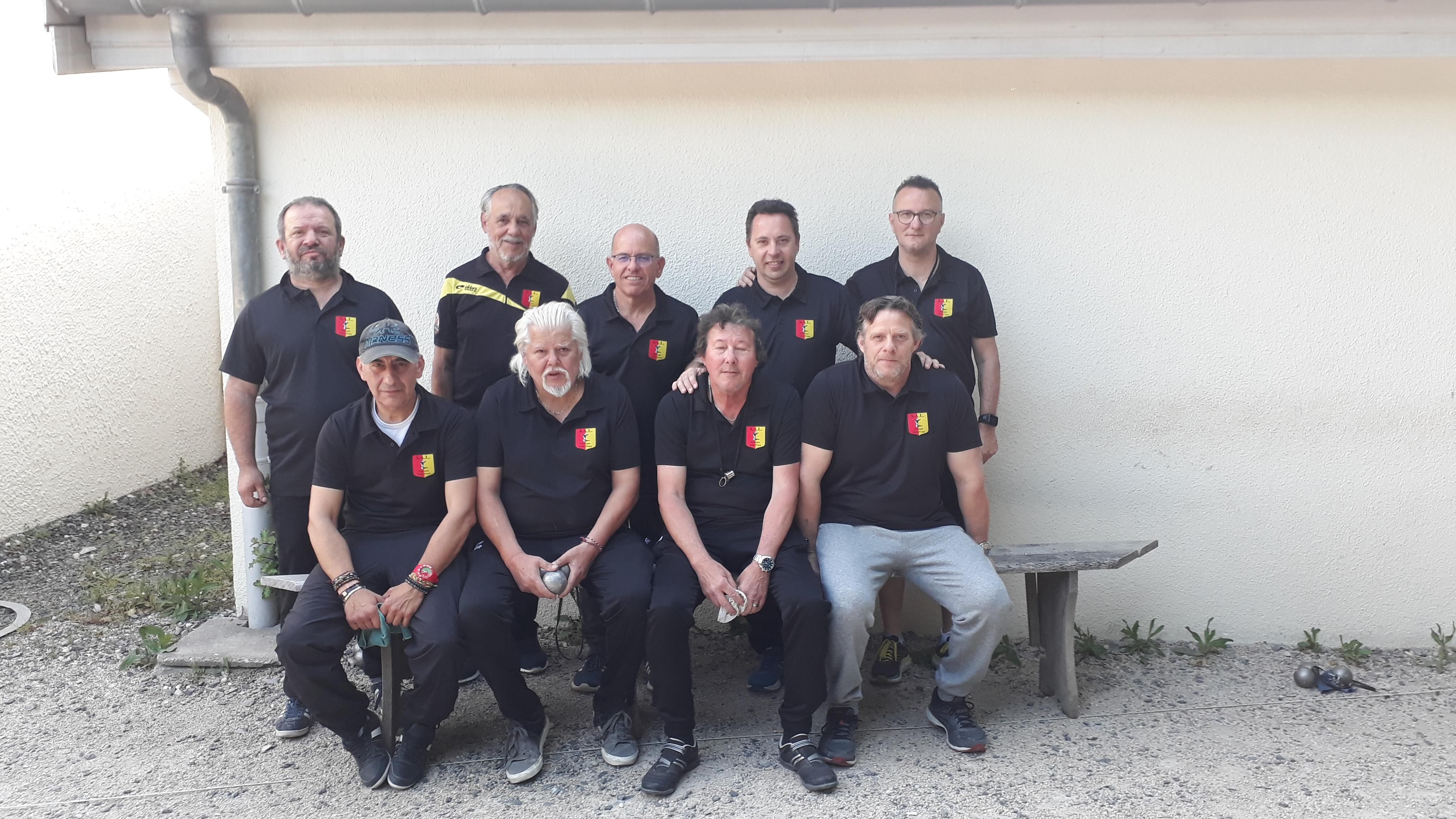 Barrage CDC 2019 : Le SAL Jouera En 4eme Division